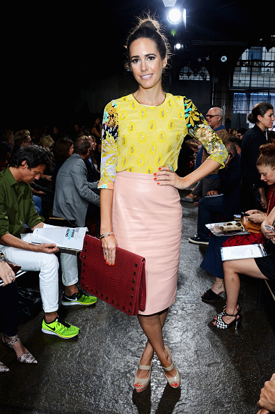 Oversized Purse「DKNY Women's - Front Row - Spring 2013 Mercedes-Benz Fashion Week」:写真・画像(8)[壁紙.com]