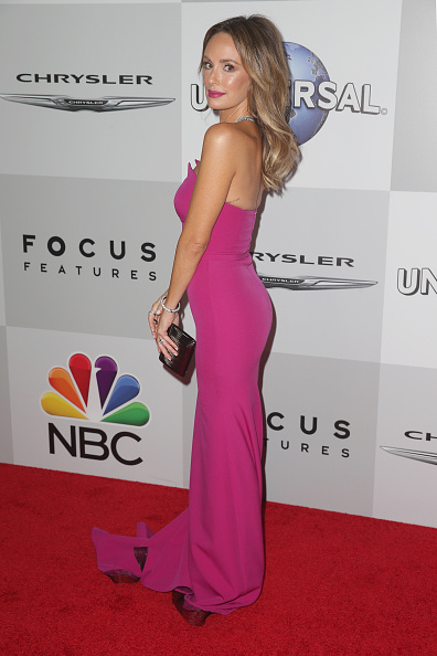 Catt Sadler「NBCUniversal's 73rd Annual Golden Globes After Party - Arrivals」:写真・画像(2)[壁紙.com]
