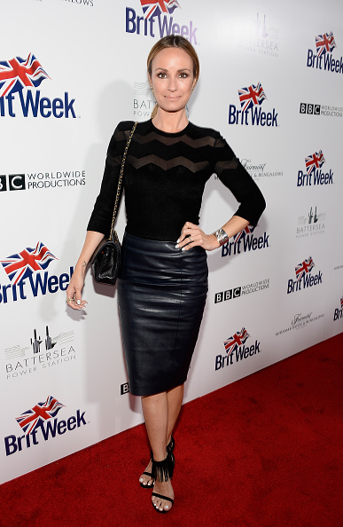 Catt Sadler「9th Annual BritWeek Red Carpet Launch - Inside」:写真・画像(6)[壁紙.com]