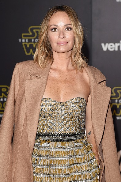 "Catt Sadler「Premiere Of Walt Disney Pictures And Lucasfilm's ""Star Wars: The Force Awakens"" - Arrivals」:写真・画像(5)[壁紙.com]"