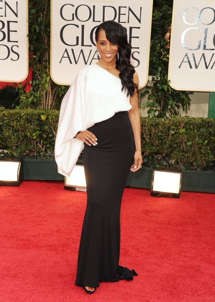Side Part「69th Annual Golden Globe Awards - Arrivals」:写真・画像(11)[壁紙.com]