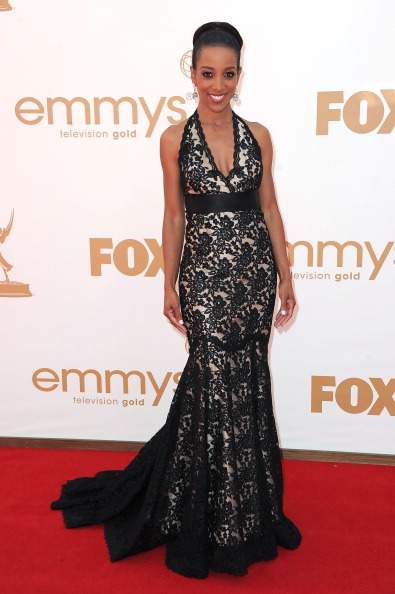 Halter Top「63rd Annual Primetime Emmy Awards - Arrivals」:写真・画像(11)[壁紙.com]