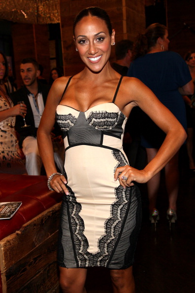 "Pencil Dress「Melissa Gorga ""On Display"" Single Release Party At Hudson Terrace」:写真・画像(8)[壁紙.com]"