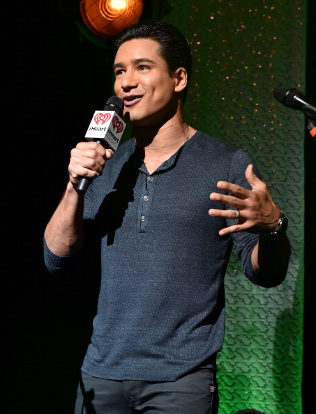 Mario Lopez「Pepsi Presents iHeartRadio Album Release Party With Ed Sheeran Hosted By Mario Lopez」:写真・画像(11)[壁紙.com]