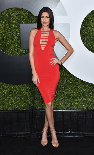 Pencil Dress「GQ 20th Anniversary Men Of The Year Party - Arrivals」:写真・画像(0)[壁紙.com]