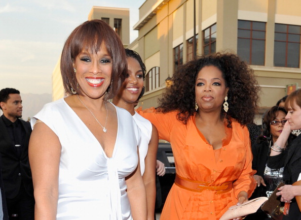 Oprah Winfrey「45th NAACP Image Awards Presented By TV One - Red Carpet」:写真・画像(2)[壁紙.com]