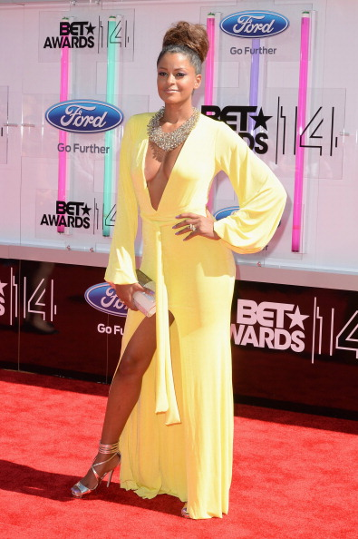 Yellow Dress「BET AWARDS '14 - Arrivals」:写真・画像(16)[壁紙.com]