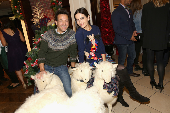 Camilla Belle「Brooks Brothers Celebrates the Holidays with St. Jude Children's Research Hospital」:写真・画像(3)[壁紙.com]