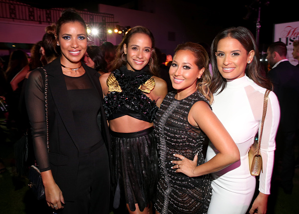 "Adrienne Bailon「Latina Media Ventures Hosts Latina ""Hot List"" Party - Inside」:写真・画像(18)[壁紙.com]"