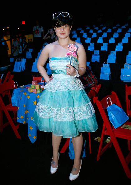 Sweet Food「Betsey Johnson - Front Row - Spring 09 MBFW」:写真・画像(11)[壁紙.com]