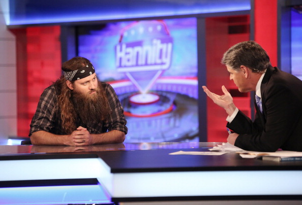 """Paul Zimmerman「Willie Robertson Of """"Duck Dynasty"""" Visits FOX's """"Hannity With Sean Hannity""""」:写真・画像(19)[壁紙.com]"""