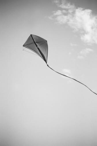 kite flying「Kite Flying」:スマホ壁紙(19)