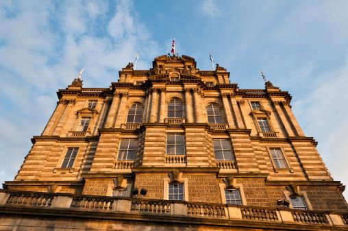 HBO「Edinburgh: HBoS Headquarters at sunset」:スマホ壁紙(0)