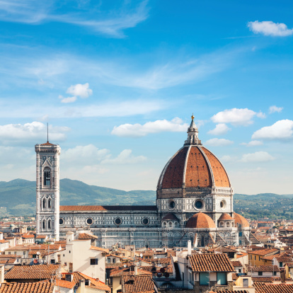 Florence - Italy「Duomo In Florence」:スマホ壁紙(19)
