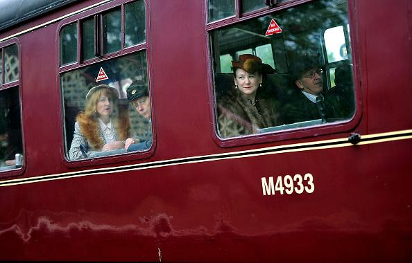 Recreational Pursuit「Enthusiasts Take Part In East Lancashire Railway's 1940s Re-enactment Weekend」:写真・画像(11)[壁紙.com]