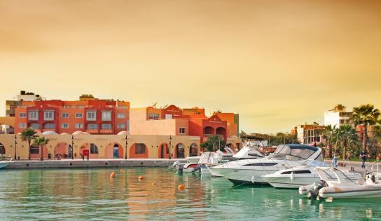 Nautical Vessel「Hurghada Marina boulevard」:スマホ壁紙(14)