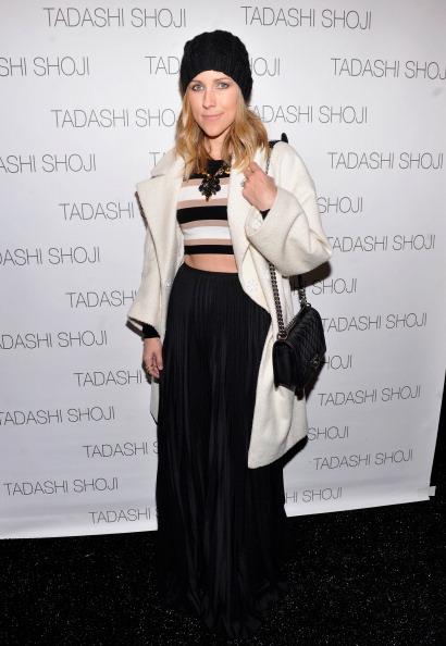 Stephen Lovekin「Tadashi Shoji - Backstage - Mercedes-Benz Fashion Week Fall 2014」:写真・画像(2)[壁紙.com]