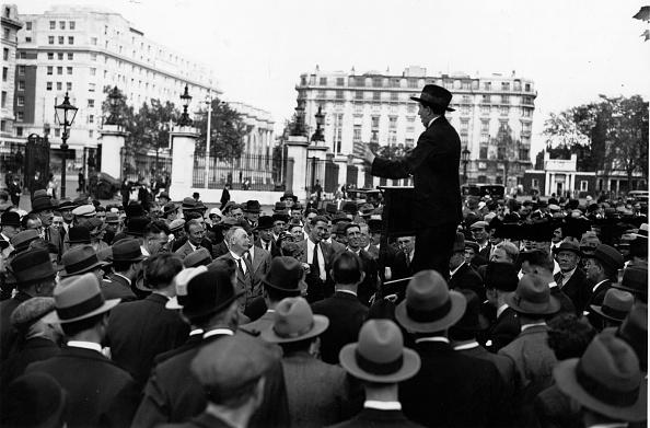 Speech「Hyde Park Speaker」:写真・画像(11)[壁紙.com]