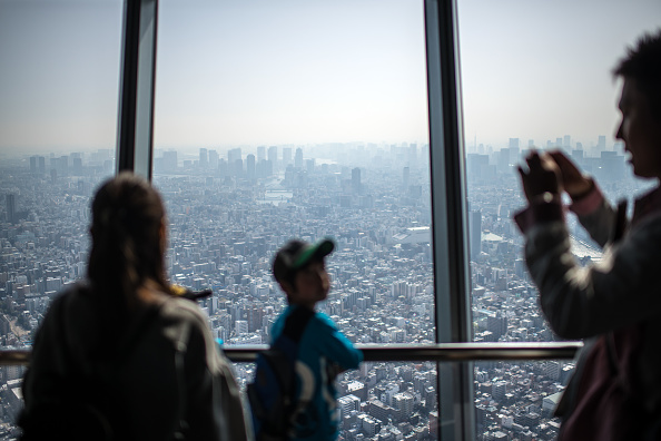 Family「Views From The Skytree」:写真・画像(3)[壁紙.com]