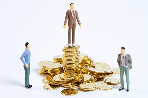 Work luck「Gold COINS」:スマホ壁紙(13)