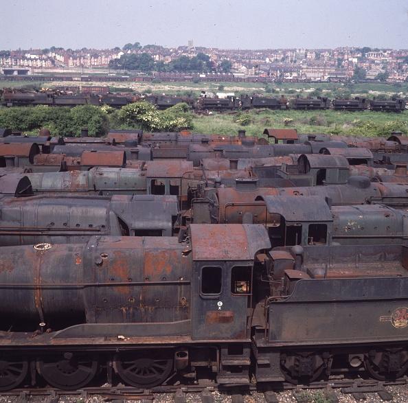 Rusty「End Of The Line」:写真・画像(15)[壁紙.com]