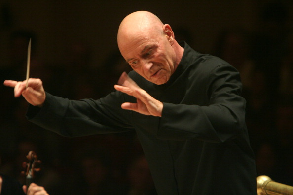 Classical Concert「Christoph Eschenbach」:写真・画像(9)[壁紙.com]