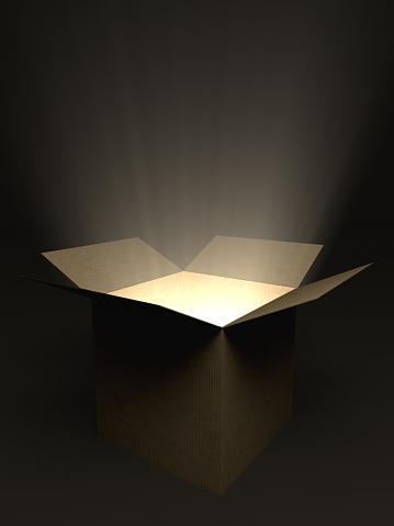 Surprise「Glowing Open Box」:スマホ壁紙(16)