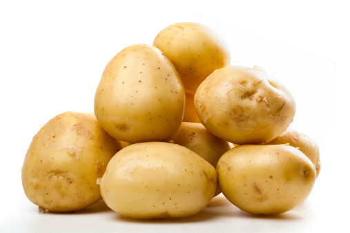 Sweet Potato「A pile of small yellow potatoes」:スマホ壁紙(17)