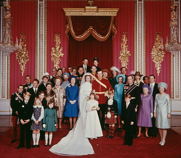 結婚「Princess Anne's Wedding」:写真・画像(15)[壁紙.com]