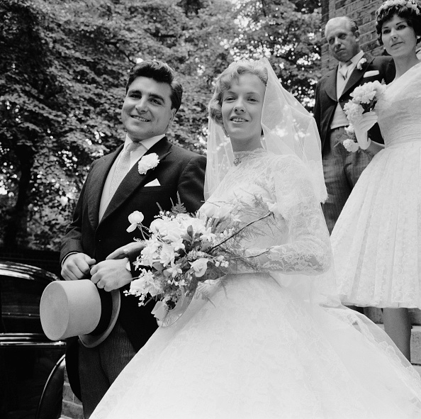 Bouquet「Adrienne Fancey And Gordon Benson」:写真・画像(16)[壁紙.com]