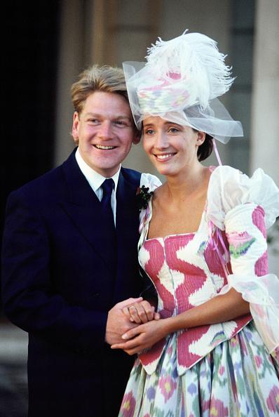 Emma Thompson「Kenneth Branagh And Emma Thompson Wedding」:写真・画像(3)[壁紙.com]