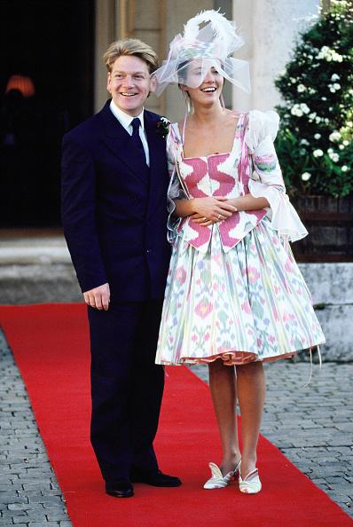 Emma Thompson「Kenneth Branagh And Emma Thompson Wedding」:写真・画像(2)[壁紙.com]