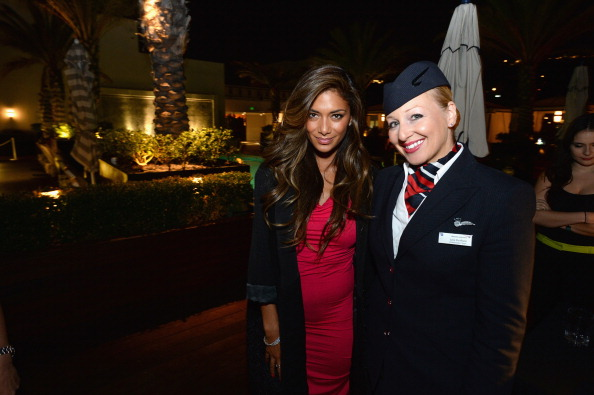 """British Airways「British Airways Hosts Rooftop Drinks With Nicole Scherzinger At The London West Hollywood, To Celebrate Its """"Red Carpet Route"""" On The A380 Superjumbo To Los Angeles」:写真・画像(7)[壁紙.com]"""