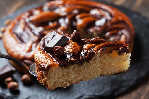 Cocoa「Piece of chocolate cake」:スマホ壁紙(2)