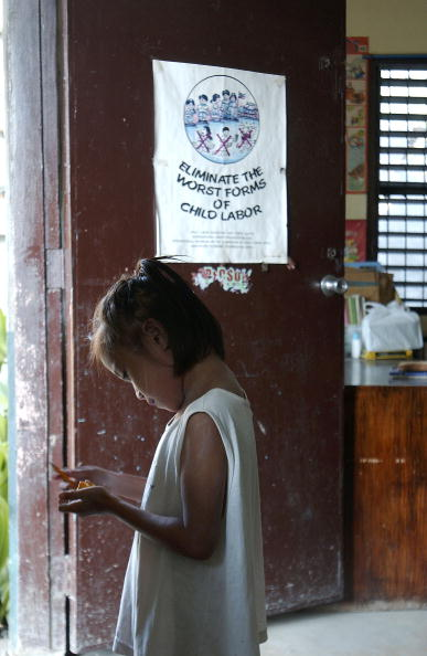 Sharpening「Poverty A Central Election Issue in the Philippines」:写真・画像(10)[壁紙.com]