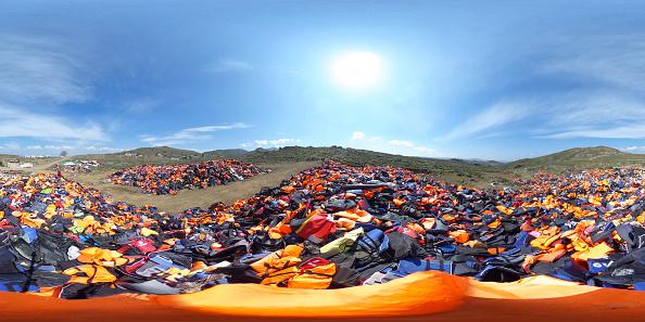 Obsolete「Lesbos Struggles With Refugee Crisis」:写真・画像(19)[壁紙.com]