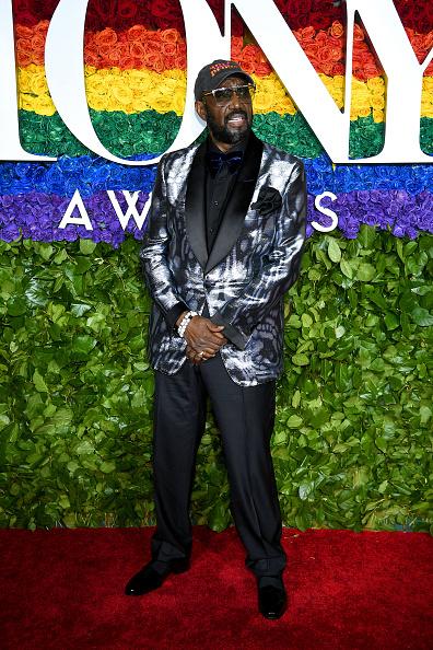 Tuxedo Suit「73rd Annual Tony Awards - Red Carpet」:写真・画像(11)[壁紙.com]