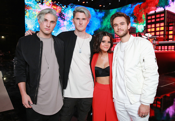 "Gray「Target Brings Together Zedd, Maren Morris and Grey for a Special New Music Video for their Single ""The Middle""」:写真・画像(0)[壁紙.com]"