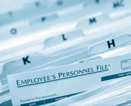 Human Resources「Employee's Personnel File」:スマホ壁紙(15)