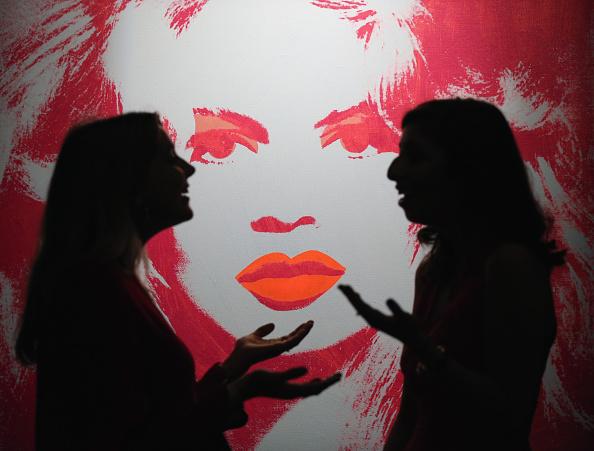 絵「Sotheby's Prepare  For Frieze Art Fair」:写真・画像(8)[壁紙.com]