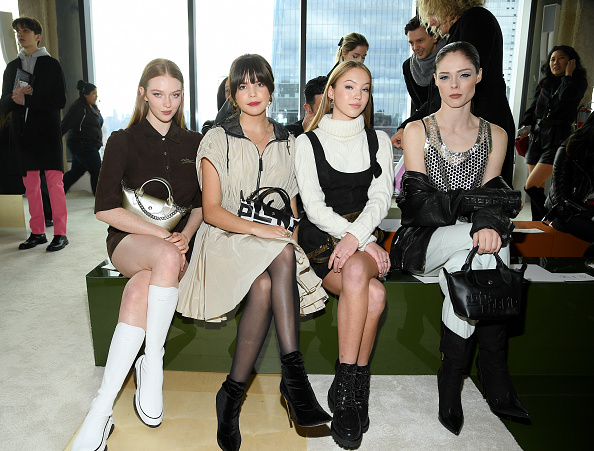 Longchamp - Brand-name「Longchamp Fall/Winter 2020 Runway Show - Front Row」:写真・画像(6)[壁紙.com]