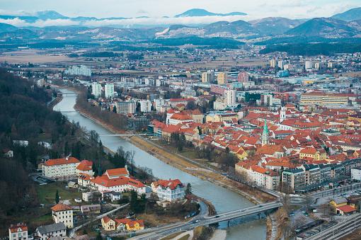 Celje「Beautiful Town Celje, Slovenia」:スマホ壁紙(13)