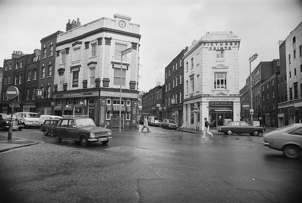Empty「Seven Dials in Covent Garden」:写真・画像(6)[壁紙.com]