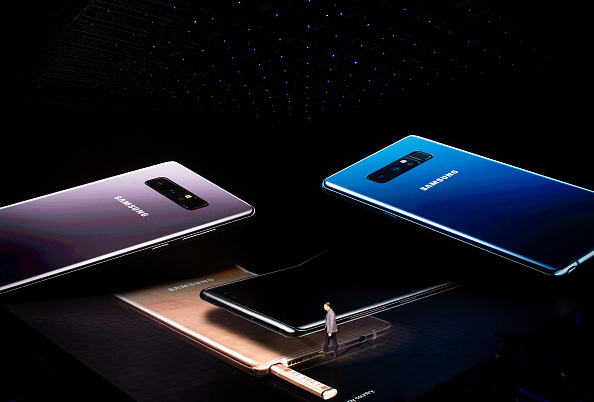 Samsung「Samsung Introduces New Galaxy Note 8」:写真・画像(11)[壁紙.com]