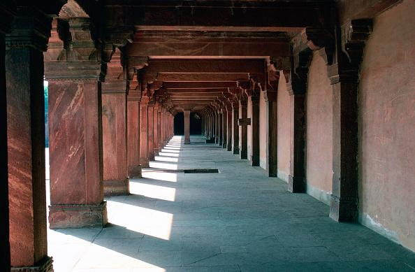 Diminishing Perspective「Fatehpur Sikri, India」:写真・画像(3)[壁紙.com]