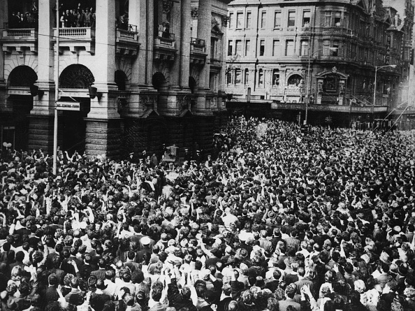 Melbourne - Australia「Oz Beatles Crowd」:写真・画像(5)[壁紙.com]