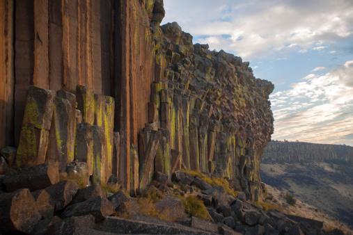 Basalt「Basalt columns」:スマホ壁紙(14)