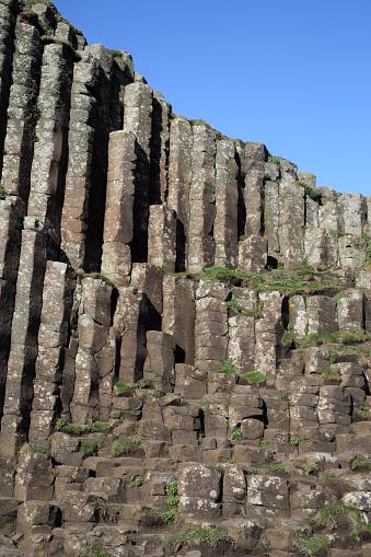 Basalt「Basalt columns of the Giant's Causeway, N. Ireland.」:スマホ壁紙(4)