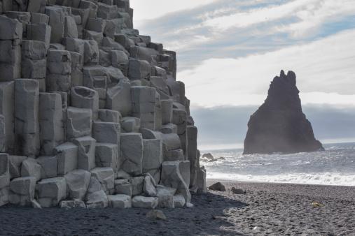 Basalt「Basalt columns, South Iceland, Iceland」:スマホ壁紙(10)