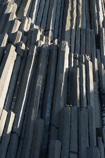 Basalt「Basalt columns, Panska skala Nature reserve」:スマホ壁紙(4)